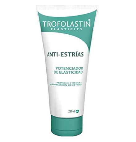 Trofolastín - Crema Antiestrías. Cuidados de la piel en el embarazo