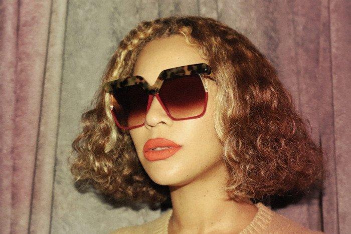 Corte de pelo de madre Beyonce