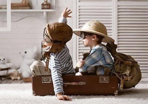 Los 20 trucos para viajar con niños y no morir en el intento 1