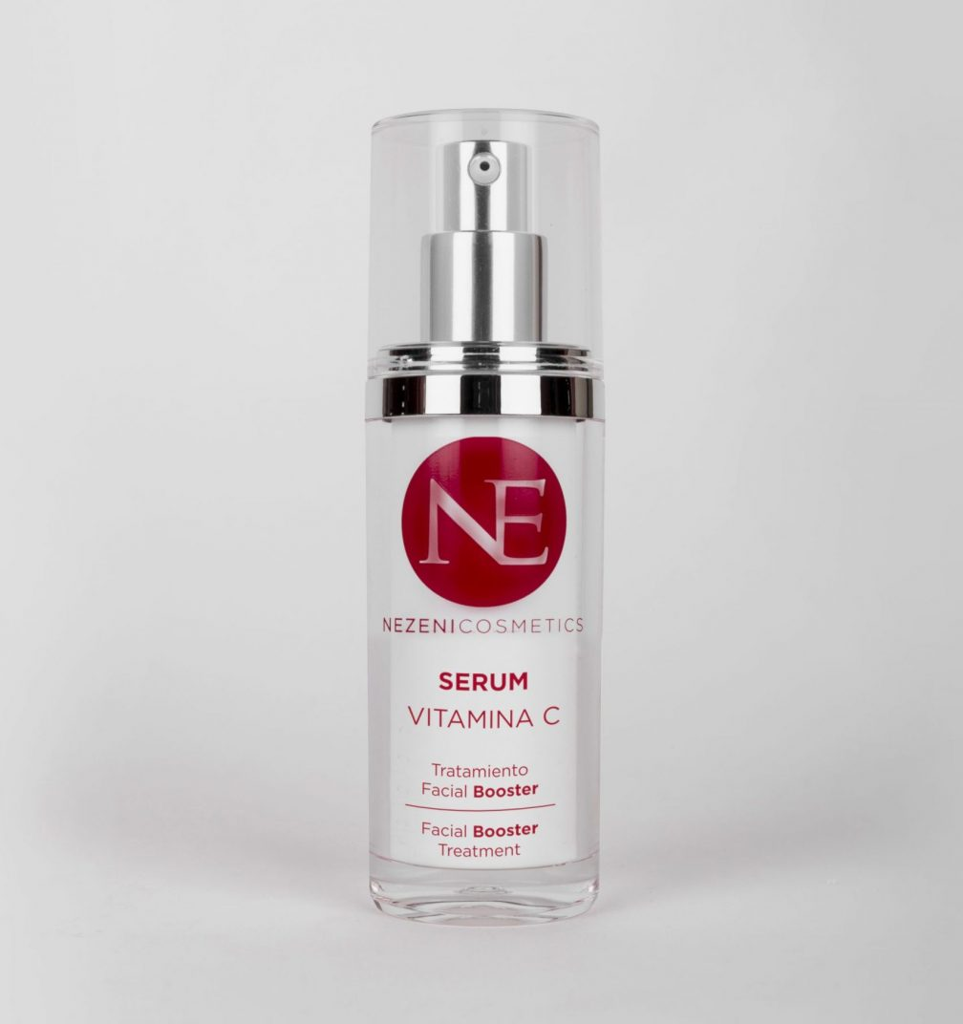 Nezeni Sérum Vitamina C El mejor sérum vitamina C antiedad. Producto de belleza para cuidado facial: Antioxidante, manchas. Timeless Skinceuticals Martiderm Nezeni