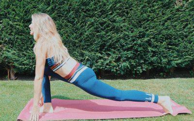 Yoga o cómo conseguir el cuerpo femenino de tus sueños