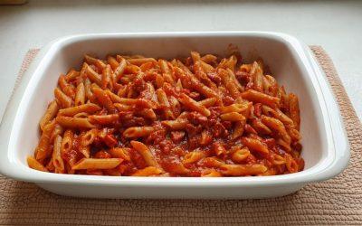 La receta de macarrones con chorizo que te convertirá en la mejor madre del mundo