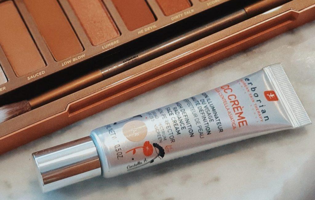 Erborian CC Cream es photoshop en un tubo. Iguala e ilumina la piel. Cosmética coreana. La mejor BB Cream del mercado. Maquillaje. CC Full. CC Red