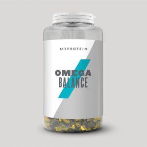 MYPROTEIN Omega 3 Balance Ayuda con la dieta: Myprotein. Muchos productos para adelgazar y tonificar. Deliciosos batidos de proteínas, barritas, suplementos, tortitas