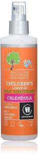 Unterkam Calendula conditioner spray para niños