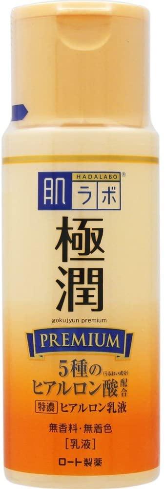 Serum de ácido hialurónico Hada Labo Gokujyun Premium Lotion. Cuándo aplicar, cómo, dónde comprar... esta loción de hidratación