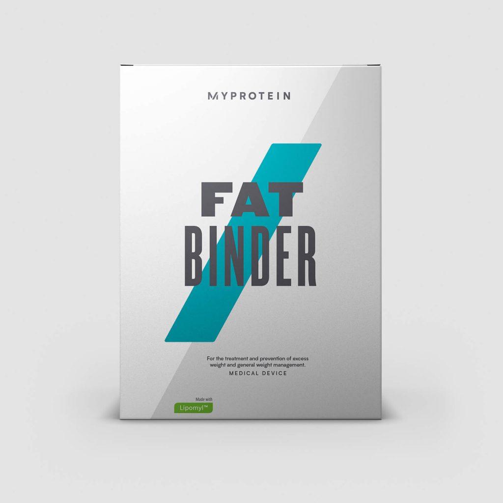 Myprotein Cápsulas Captagrasas Fat Binder