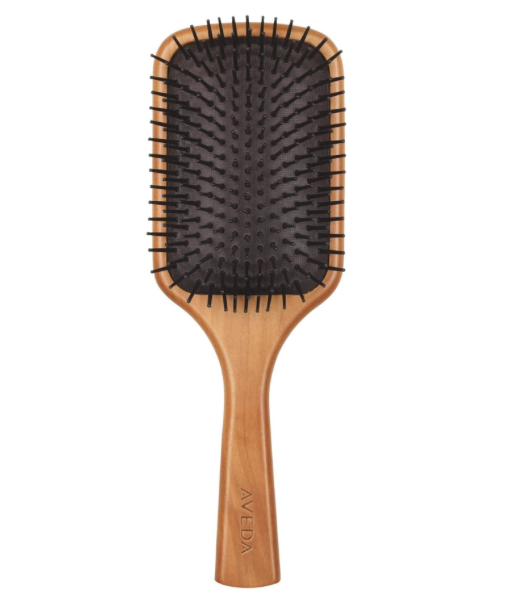 Aveda Cepillo plano. Elige el mejor tipo de cepillo de pelo para tener una melena sana. Cabello fino, grueso, rizado, largo, delicado.