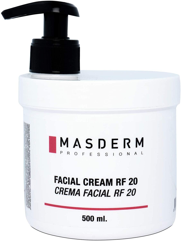 Crema facial micro corrientes