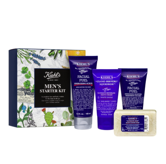Estuche de regalo Men'S Starter Kit Kiehl's