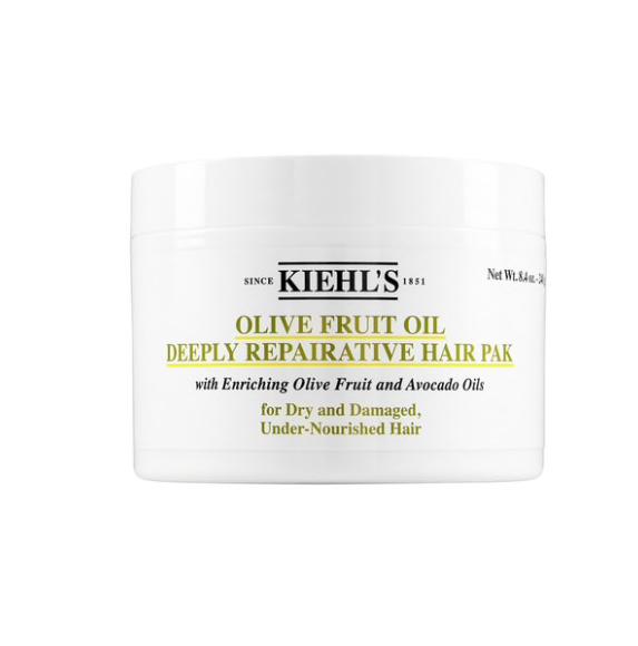Kiehl's Olive Fruit Oil Deeply Repairative mascarilla
