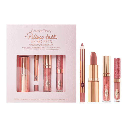 CHARLOTTE TILBURY PILLOW TALK LIP SECRETS