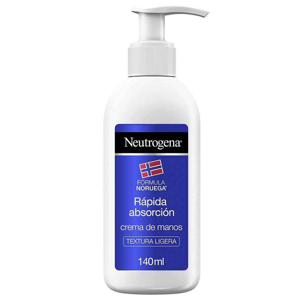 Neutrogena manos. Mascarilla facial hidratante, ácido hialurónico, electrolitos... Acaba con la piel seca del invierno, labios y cara reseca.