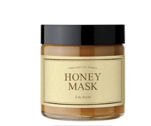 Honey mask Mascarilla facial hidratante, ácido hialurónico, electrolitos... Acaba con la piel seca del invierno, labios y cara reseca.