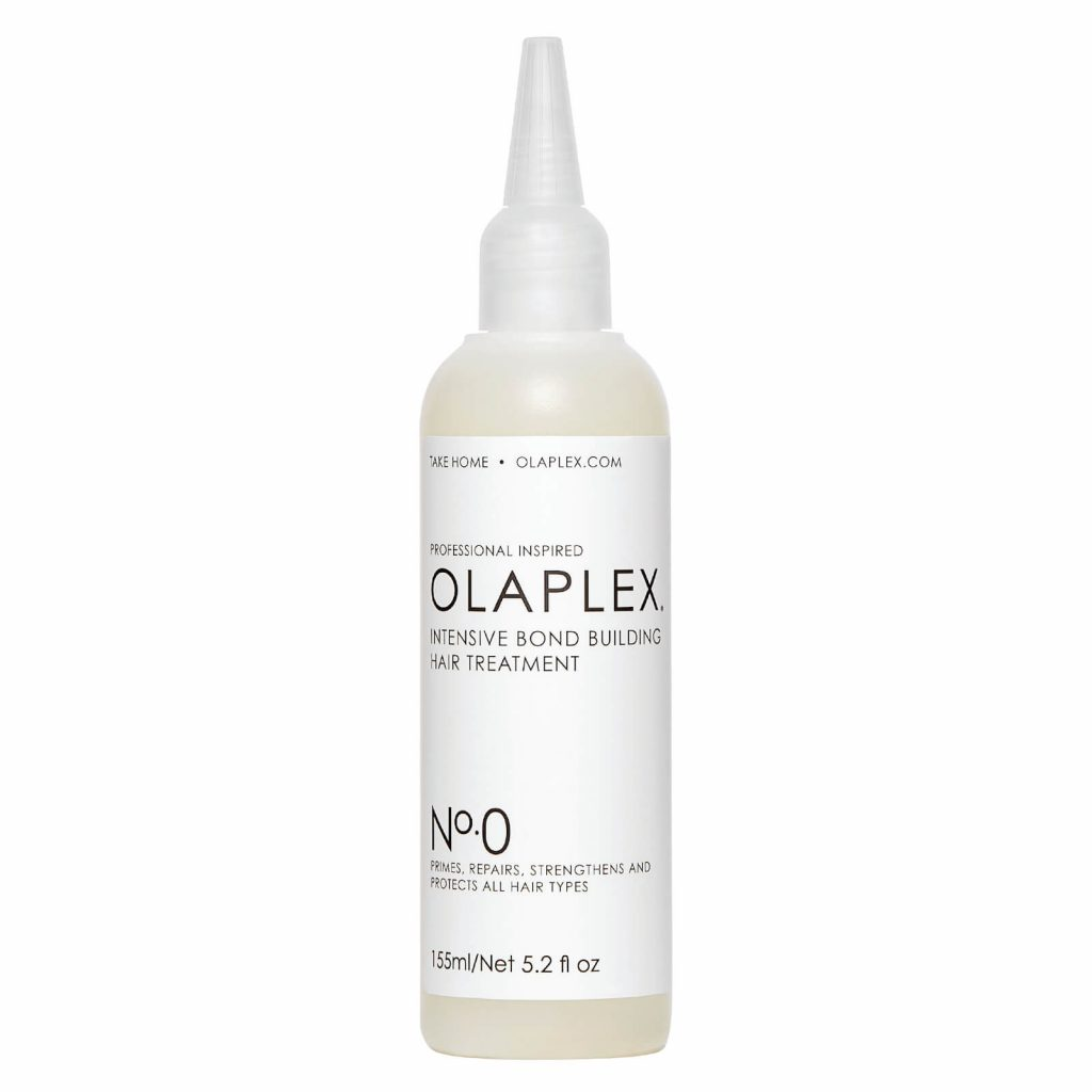 Olaplex 0 Tratamiento intensivo Bond Building Treatment Reparación capilar pelo rubio