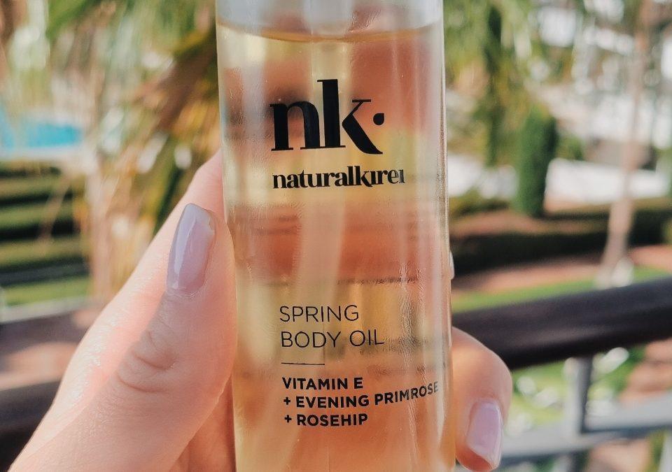El Aceite vitamina E de NaturalKirei ha recuperado mi piel