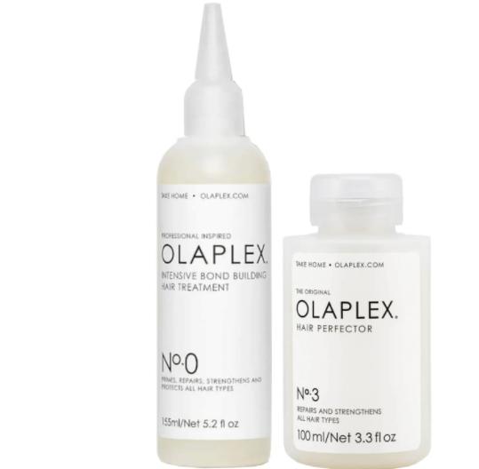 OLAPLEX 0 + 3